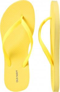 Flip Flop- Yellow