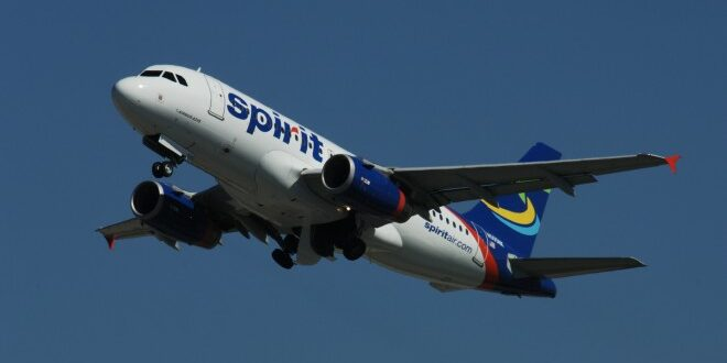 Spirit Airlines - Myrtle Beach SC