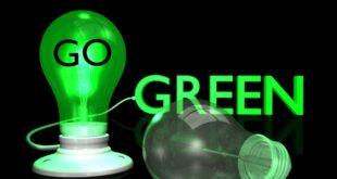 Green, light, bulb, electric, appreciation