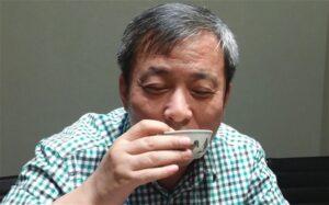 Liu Yiqian, Shanghai Businessman Associated with Brad Dean and Mayor John Rhodes. Liu owns Chinese Company Easy Richness
