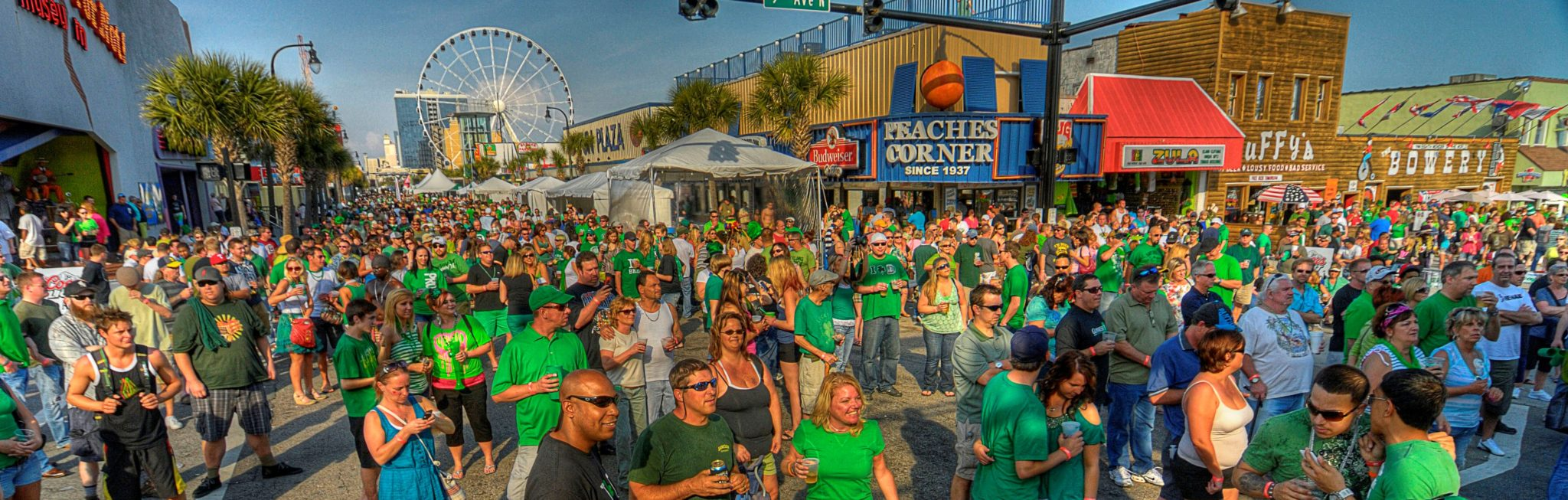Myrtle Beach 2015 The Year In Pictures Myrtle Beach Sc