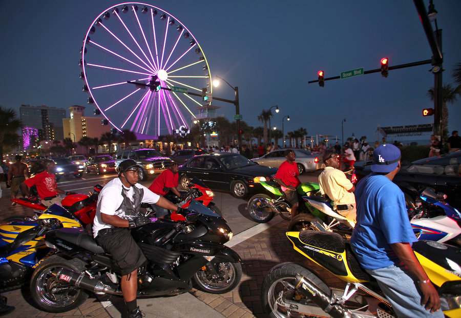 Memorial Weekend - Atlantic Beach Bikefest