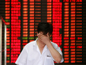 Chinese Market Crashes January 7, 2016