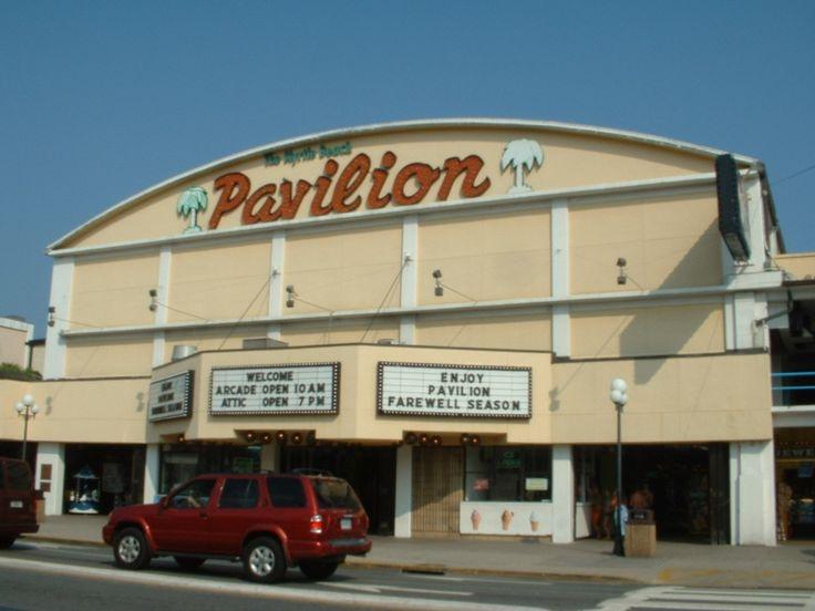 Former Myrtle Beach Pavilion