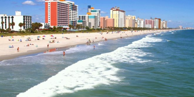Health Department Swimming Not Advised In Myrtle Beach Sc