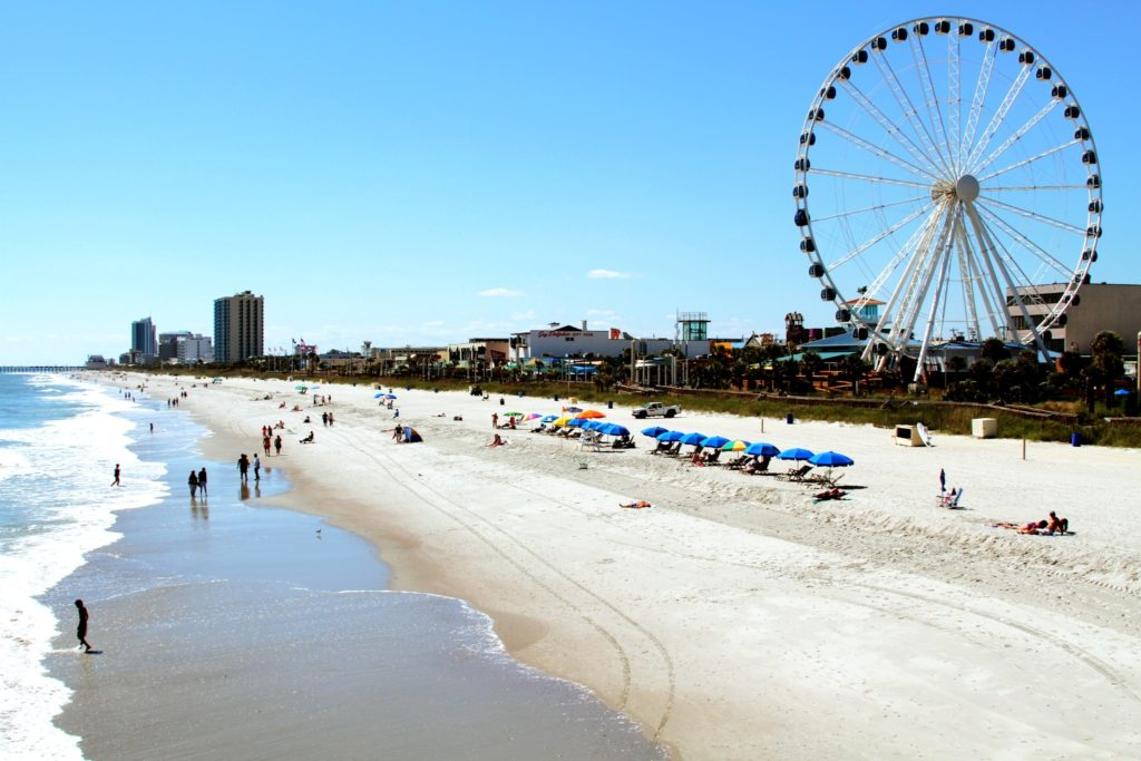 And Now They Are Running These Ads Non Stop Said Skip Hoagland Saying Myrtle Beach Ocean Water Is Pristine All Safe