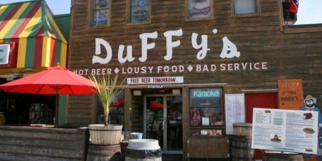Duffys Bar