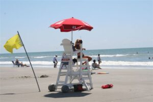 North Myrtle Beach Bacteria Readings