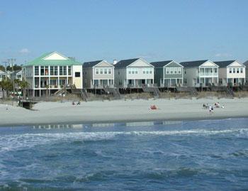 Surfside Beach Homes