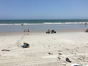Slow Beach day