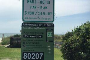 Myrtle Beach Parking