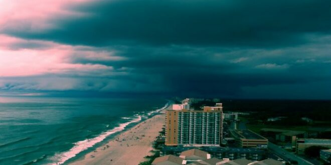 Myrtle Beach Before Rain