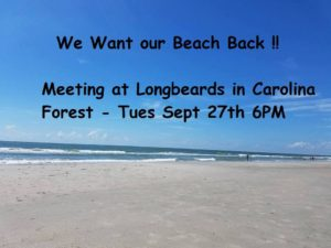 Myrtle Beach City Meeting