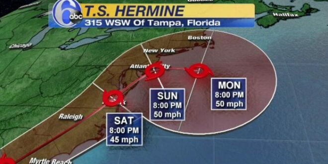 Tropical Storm Hermine
