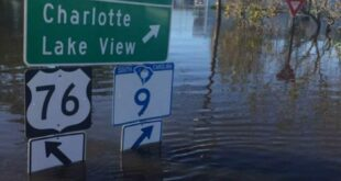 Flooded NIchols