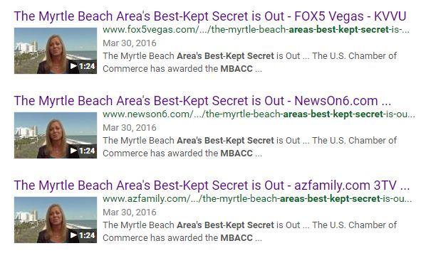 Chamber of Commerce Fake News