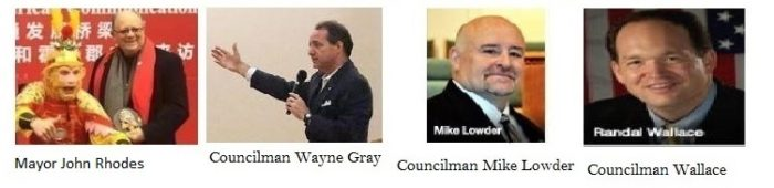 Myrtle Beach City Politicians
