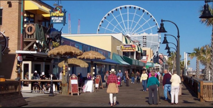 Myrtle Beach Merchants