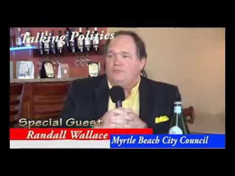 Myrtle Beach Councilman Mike