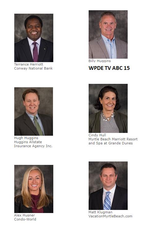 Myrtle Beach Area Chamber Board2