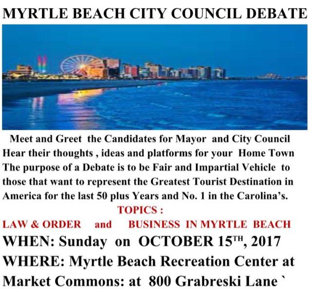 City Council Debates