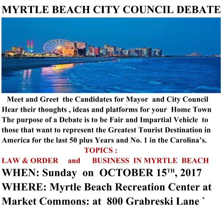 City Council Debates