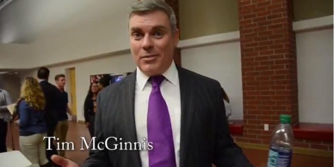 McGinnis Wins