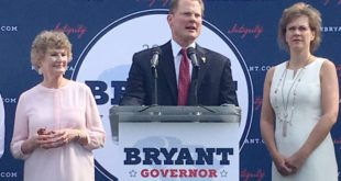 Kevin Bryant Campaigns
