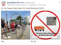 Locals Oppose Barricades