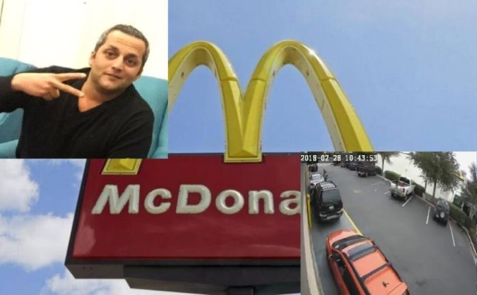 McDonalds Collage