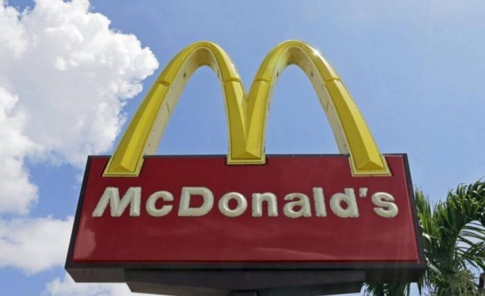 Social Irony: McDonalds Restaurant Video'd In Viral Is A Homeless Community Advocate - Myrtle Beach SC