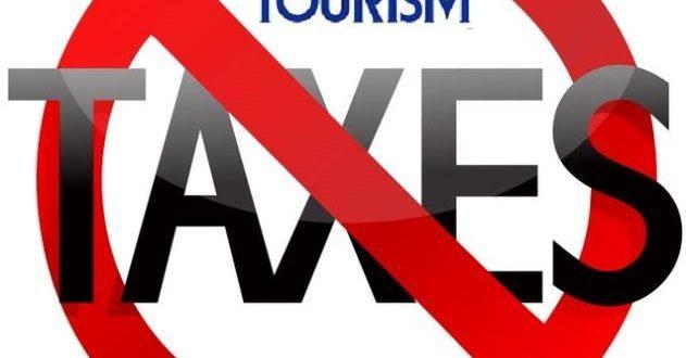 No Tourist Tax