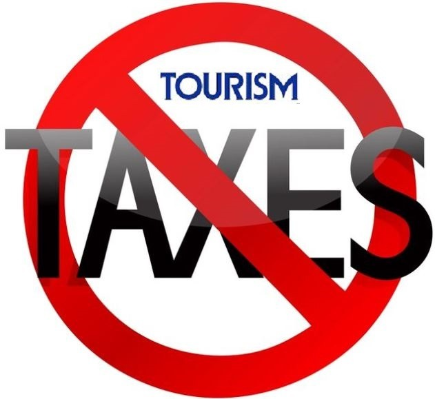 No Tourist Tax