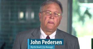 John Pedersen CIty Manage