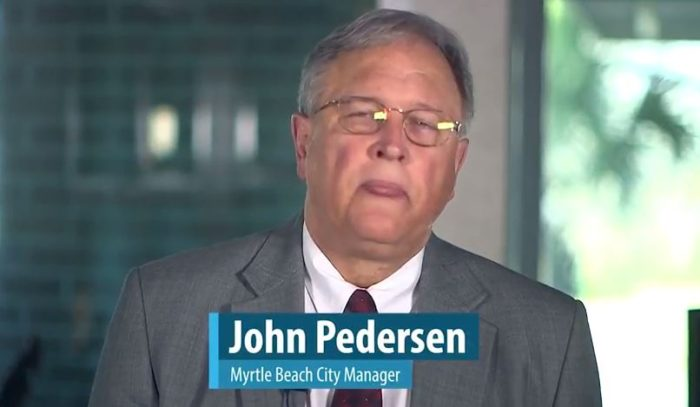 John Pedersen CIty Manage