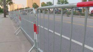 Barricades Myrtle Beach