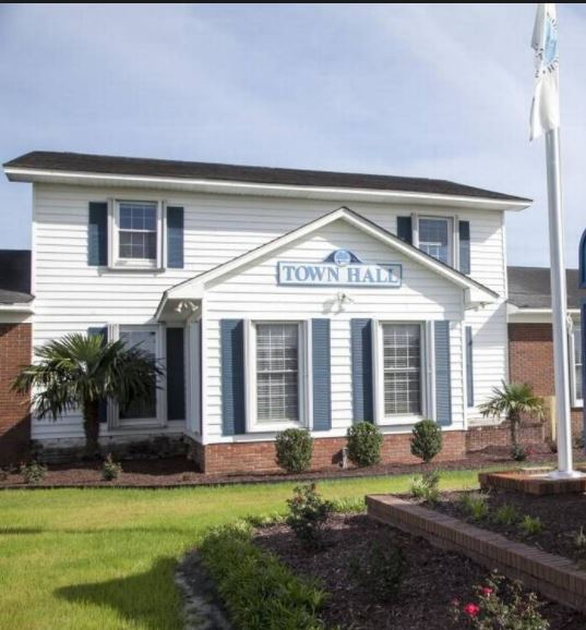 Surfside Beach Town Hall