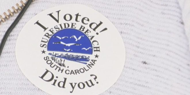 Surfside Beach Election