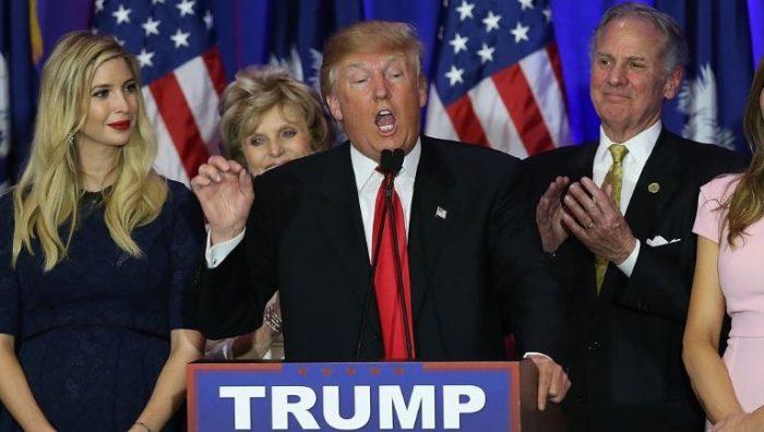Trump McMaster