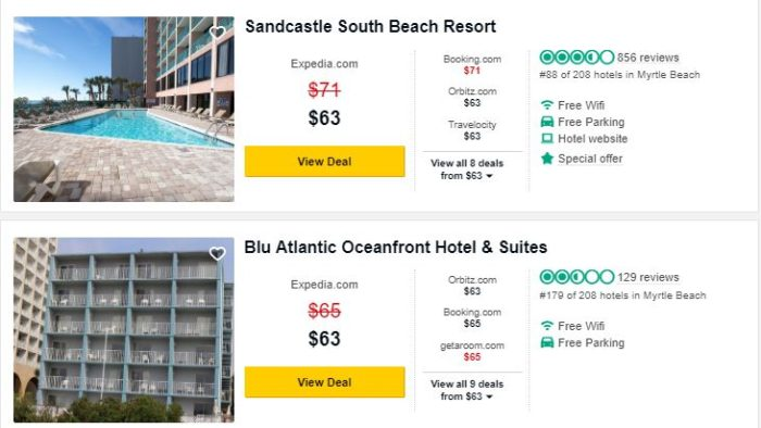 How To Get Cheap Hotel Rooms Online