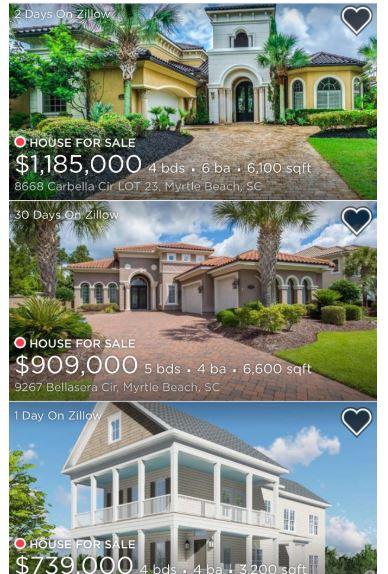 Grande Dunes Homes For Sale