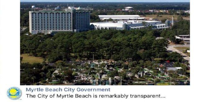 Myrtle Beach Lie