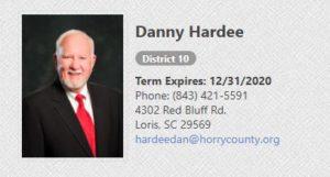 Danny Hardee