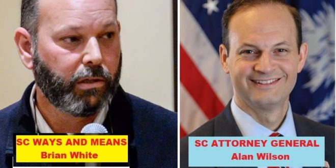 Residents Call On Alan Wilson To Investigate Rep. Brian White