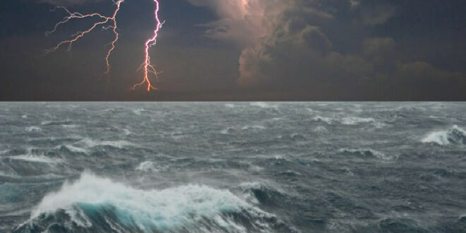 Lightning strike Myrtle Beach