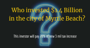 Myrtle Beach investor
