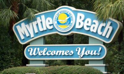 Myrtle Beach City Limits
