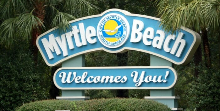Myrtle Beach City Limits