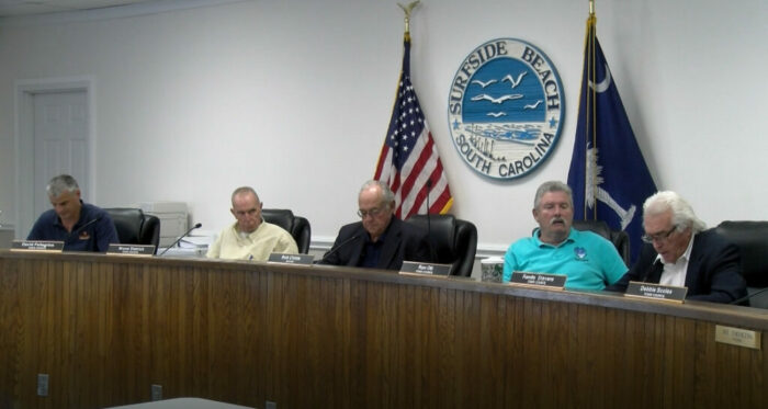 Surfside Beach Town Council