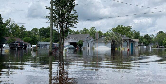 Longs Flooding